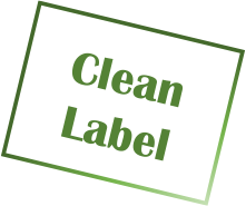 Building effective clean label strategies through the supply chain